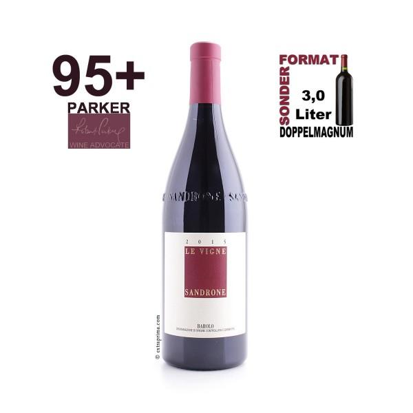 2015 Barolo 'Le Vigne'   DMG 3,0-Ltr.
