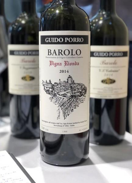 2012 Barolo 'Vigna Rionda' - Guido Porro