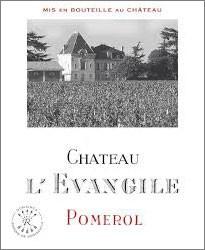 2019 Château Evangile - Pomerol