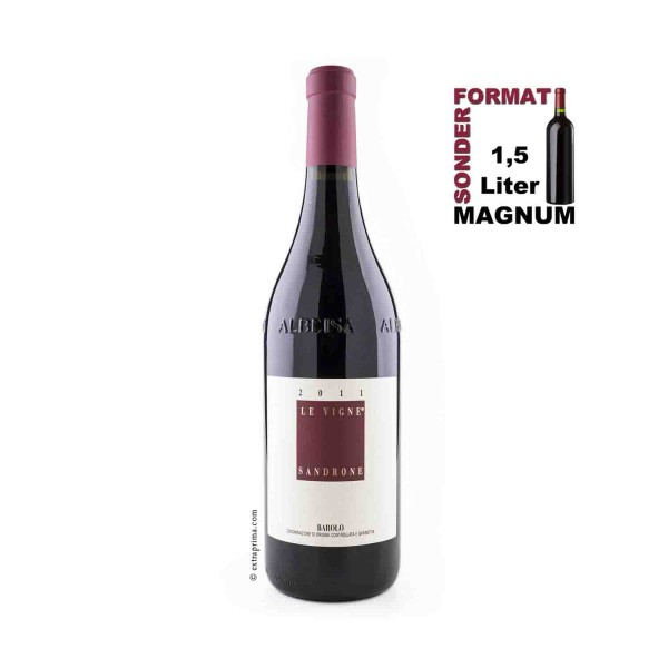 2011 Barolo 'Le Vigne' | Magnum - Sandrone