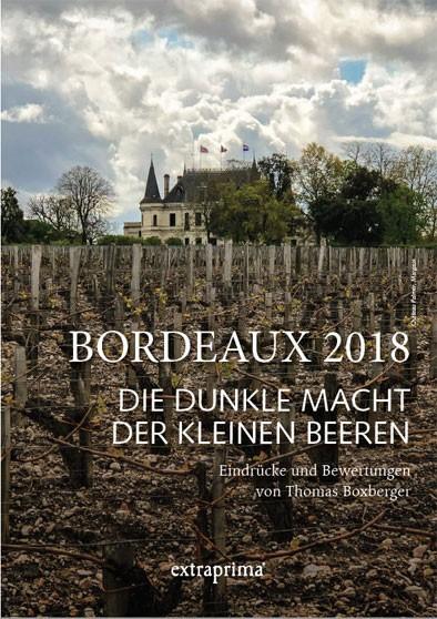 BORDEAUX 2018 - Thomas Boxberger | 96 Seiten