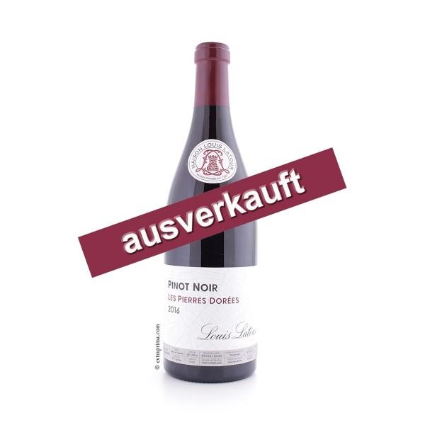 2016 Bourgogne Pinot Noir Pierres Dorées - Louis Latour