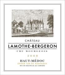 2016 Château Lamothe-Bergeron - Haut-Médoc