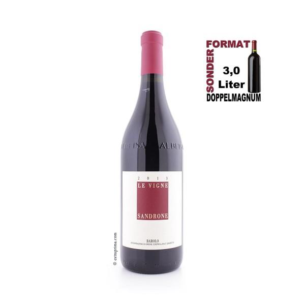 2013 Barolo 'Le Vigne' | Doppelmagnum - Sandrone