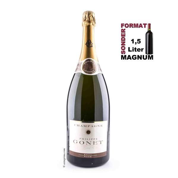 Champagne Brut Rosé | MAG 1,5-Ltr.