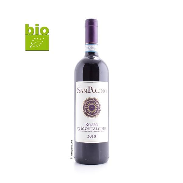 2018 Rosso di Montalcino - San Polino -bio-