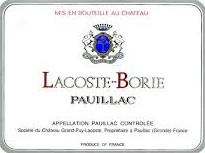 2018 Château Lacoste-Borie - Pauillac