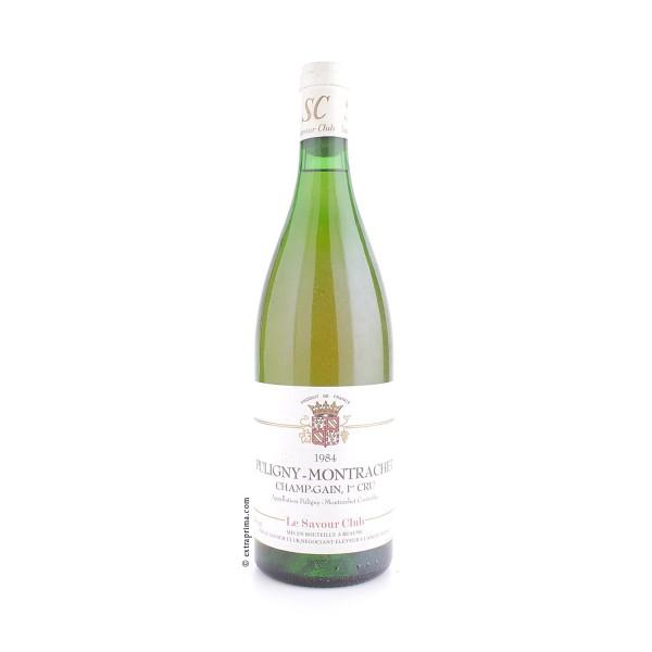 1984 Puligny-Montrachet 1er Cru Champ Gain - Le Savour Club