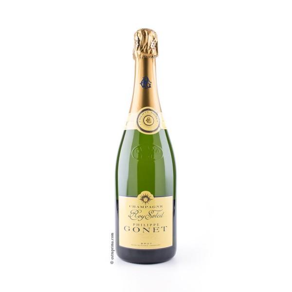 "Champagne Brut Blanc de Blancs ""Roy Soleil"" Grand Cru"
