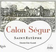 2017 Château Calon-Ségur - St.-Estèphe