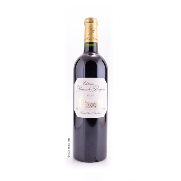 2012 Château Brande-Bergère 'O'Byrne' Bordeaux Supérieur