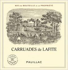 2018 Les Carruades de Lafite - Pauillac