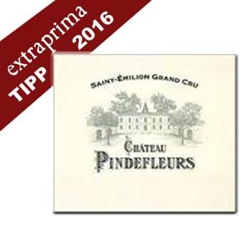 2016 Château Pindefleurs - St.-Emilion