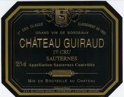 2017 Château Guiraud - Sauternes