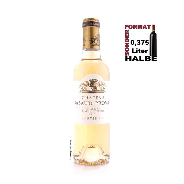 2015 Château Rabaud-Promis - Sauternes | Halbe 375 ml