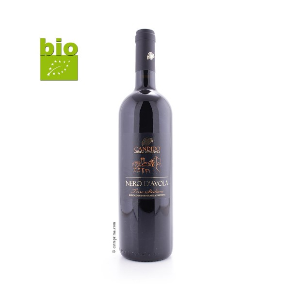 2016 Nero d'Avola Sicilia -bio-