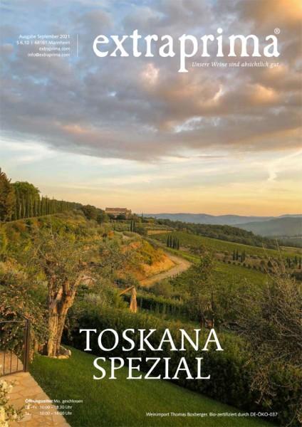 Druckversion Toskana-Spezial | September 2021