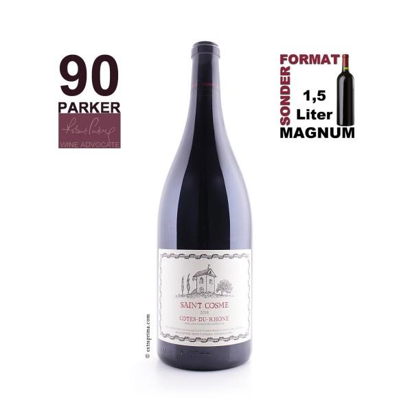 2018 Côtes-du-Rhône rouge | MAG 1,5-Ltr.
