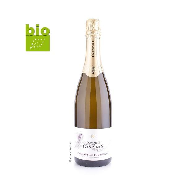 Crémant de Bourgogne Extra Brut -bio-