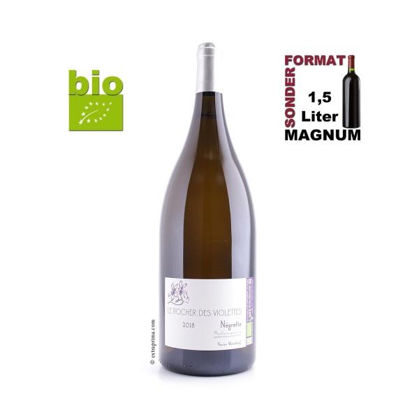 2018 Montlouis La Négrette | MAG 1,5-Ltr. -bio-