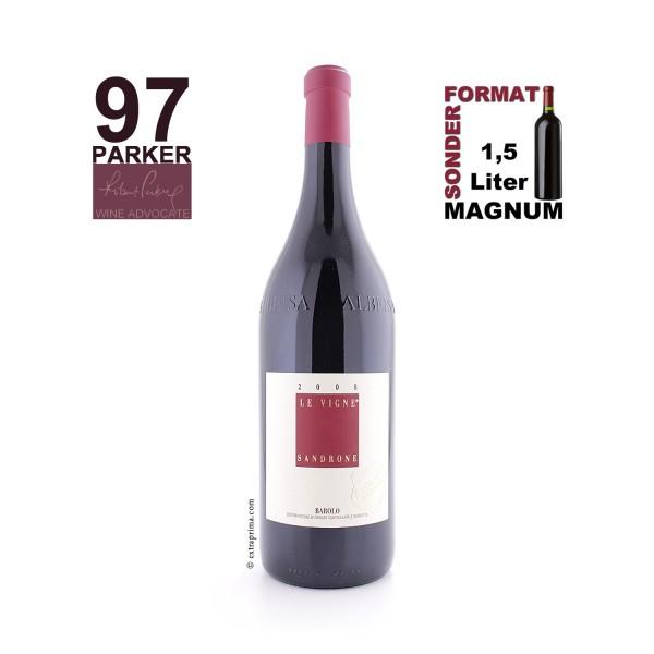 2008 Barolo 'Le Vigne' Sibi et Paucis | Magnum - Sandrone