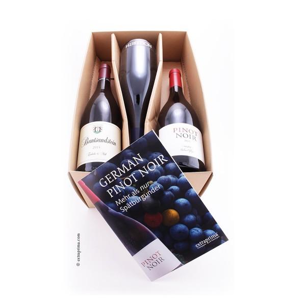 6er German Pinot Noir-Paket | Je 2 Flaschen der folgenden 3 Weine
