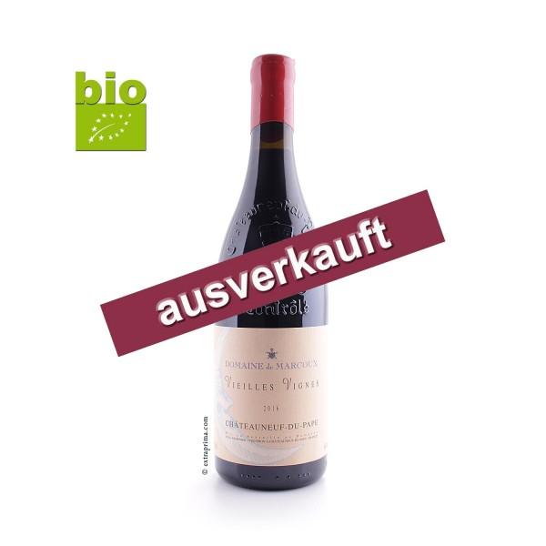 2015 Châteauneuf-du-Pape 'Vieilles Vignes' - Marcoux -bio-