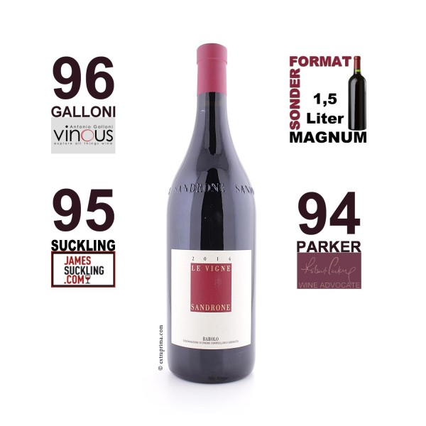 2014 Barolo 'Le Vigne' | MAG 1,5-Ltr.