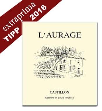 2016 Château Aurage - Castillon