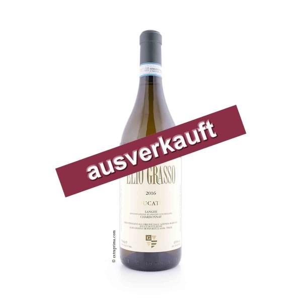 2016 Chardonnay 'Educato' - Elio Grasso
