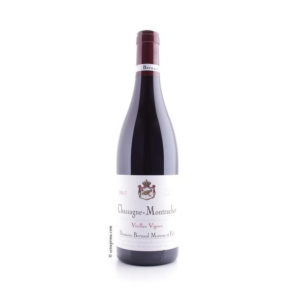 2017 Chassagne-Montrachet Vieilles Vignes rouge - Moreau