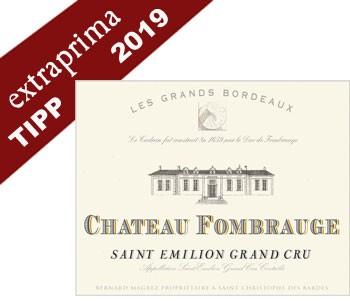 2019 Château Fombrauge - St.-Emilion