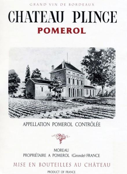 2017 Château Plince - Pomerol