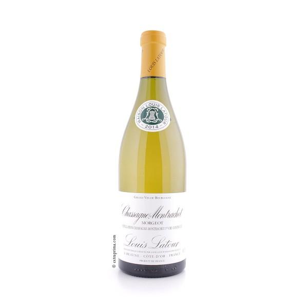 2014 Chassagne-Montrachet 1er Cru Morgeot - Louis Latour