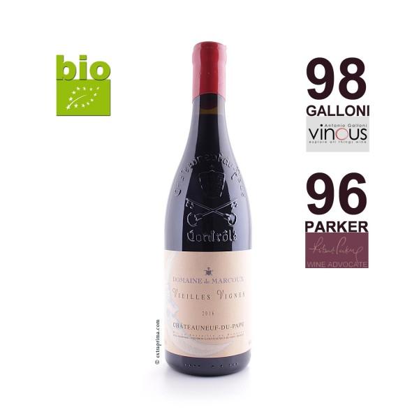 2016 Châteauneuf-du-Pape Vieilles Vignes -bio-