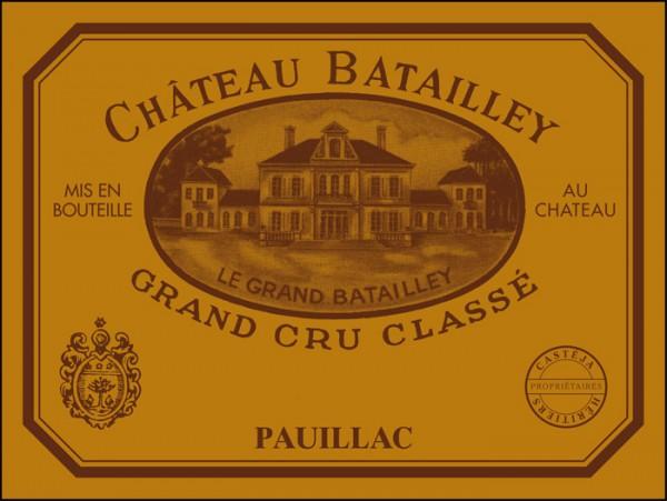 2019 Château Batailley - Pauillac