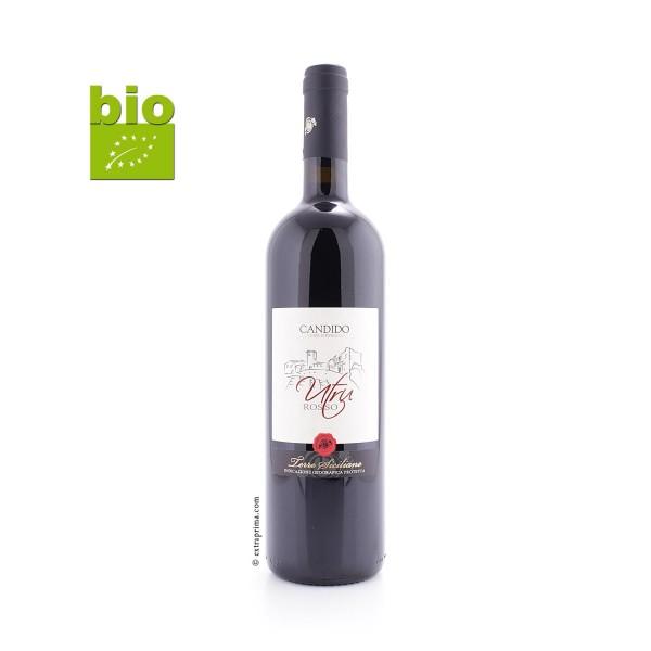 2015 Utru Rosso Sicilia IGP -bio-