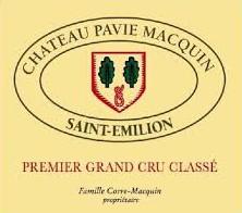 2018 Château Pavie-Macquin - St.-Emilion