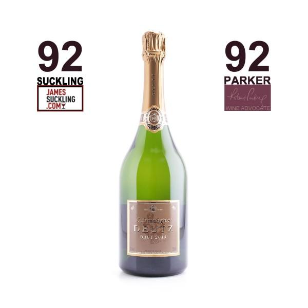 2014 Champagne Brut Millésime - Deutz