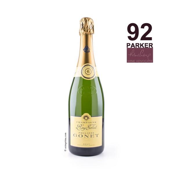 Champagne Brut Blanc de Blancs 'Roy Soleil' Grand Cru - Philippe Gonet