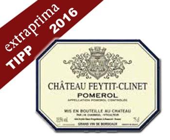2016 Château Feytit-Clinet - Pomerol
