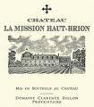 2015 Château La Mission Haut-Brion rouge - Péssac-Léognan