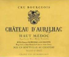 2018 Château d'Aurilhac - Haut-Médoc
