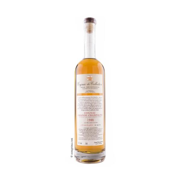 1988 Cognac Grande Champagne - 46,9% Vol.
