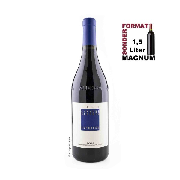 2011 Barolo 'Cannubi Boschis' | Magnum - Sandrone