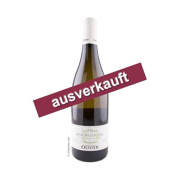 2014 Bourgogne Chardonnay 'Les 2 dindes'