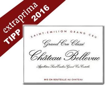 2016 Château Bellevue - St.-Emilion