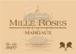 2015 Château Mille Roses - Margaux