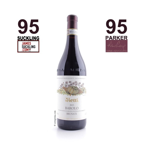 2015 Barolo Brunate - Vietti