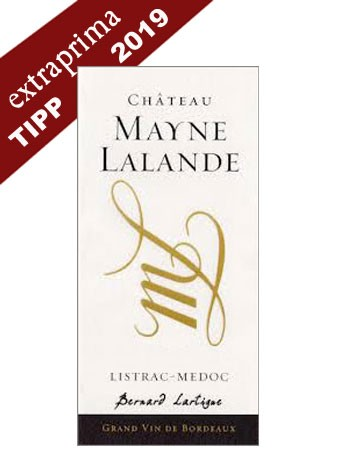 2019 Château Mayne-Lalande - Listrac